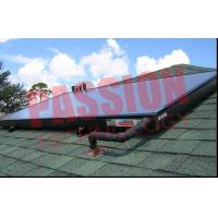 China Project Heating Flat Plate Water Collector , Solar Power Collector For Commercial on sale