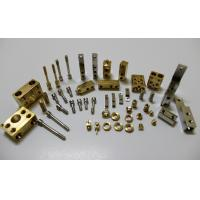 Golden Cnc Precision Machining Cnc Machining Tooling ( More Color Optional )