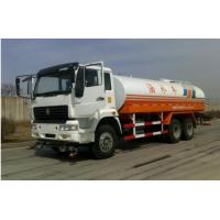Water Sprinkling Tank Truck Trailer SINOTRUK HOWO LHD 6X4 15-20CBM For Pesticide Spraying Manufactures