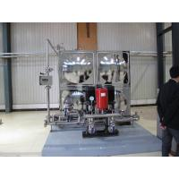 China High Pressure Frequency Changer Constant Pressure Water Systems on sale