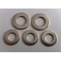Large Diameter Stainless Steel Flat Washers/ Fender Washers/ Spacer Washers Round Hole Manufactures