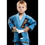 Fashion Blue Brazilian Jiu jitsu kimono Martial Arts Suit Childrens Sportswear Manufactures