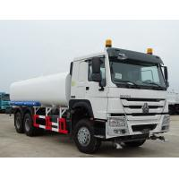 China Howo 20cbm Capacity Water Tanker Truck  Water Hauling Truck Heavy Weight on sale