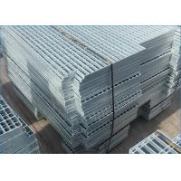 Platform Galvanized Steel Grating High Strength Q235 Building Material Manufactures