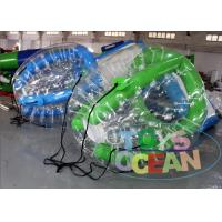 China Summer Seaside Inflatable Water Game Towable Tubes Funny Water Sport For Adult on sale