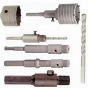Concrete Core Drill Bits, hole saw for concrete, hollow cutter, core drill bits for concrete Manufactures