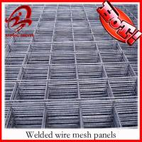 Buy cheap Welded wire mesh panel(factory,low price, high quality) from wholesalers