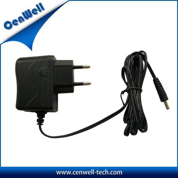 Quality eu plug 12v 1a ac adapter security camera for sale
