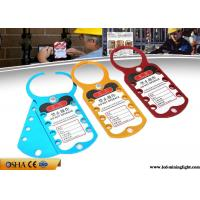 Night Holes Lockout Tags Manufactures