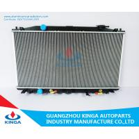 Car radiator for HONDA ACCORD 2.4L'08-CP2 5 mm fin pitch water tank Auto Spare Parts Manufactures