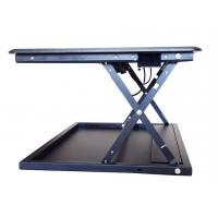 Quality Sit-stand desk riser, perfect for laptop computer, with mechanical spring, light for sale