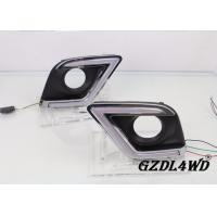 DRL LED Daytime Running Lights For Toyota Hilux Revo 2015-2016 Manufactures