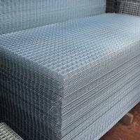 50*50mm Galvanized Wire Mesh Garden Fence Panels For Cages 1-3m Width