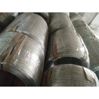 China Fore Re - Drawing Use Hot Dipped Galvanized Wire For Production Wire Rope on sale