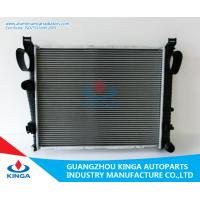 Aluminium Core Custom Auto Radiator Mercedes Benz W215 / S550 Manual Transmission Manufactures