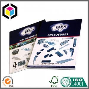 China CMYK Full Color Custom Magazine Printing Service; Business Brochure Print on sale