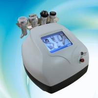 Portable white beauty and easy operation cavitation slimming machine Manufactures