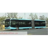 41-60 seats 18 meters Articulated city bus YS6180G Manufactures