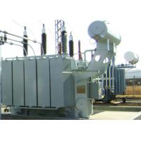 Longer Life Cycle 220 KV Power Transformer , Electric Oil Immersed Power Transformer Manufactures