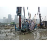 XPG-65 long mast jet grouting drilling rig single double triple jet grouting