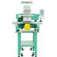 "Computerized 12 Needles Single Head Tubular Embroidery Machine , 7"" LCD Manufactures"
