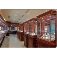 China famous watch store designing and counters production on sale