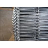 Advanced Construction Stainless Steel Wire Conveyor Belt Excellent Oxidation Resistance Manufactures