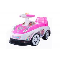 """Pink 25 """" Kids Ride On Toys / Four - Wheel Battery Operated Ride On Cars Manufactures"""