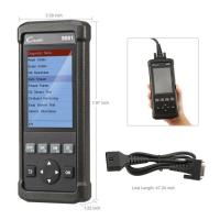 China Launch CReader 9081 with TPMS Reset Full OBD2 Scanner Bleeding/Brake/ETCS Reset Auto diagnostic tool on sale