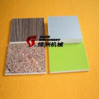 Impact Resistant Waterproof Mineral Wool Board Production Line Full Automatically Manufactures