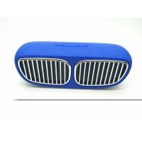 China High Quality Outdoors BMW Portable Mini Bluetooth Speaker with FM/USB/TF card on sale