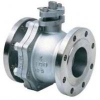 Special Material Ck20(f310) Dn12~4, Api 2 Pcs Float Ball Valve Cast Steel Ball Valve Manufactures