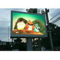 Out Of Home Digital Led Billboard Signage With P10 Outdoor Led Display Boards Manufactures