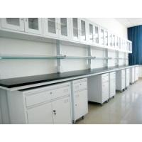 Modular Medical Lab Table Dental Laboratory Furniture With Wall Hanging Cabinet Manufactures