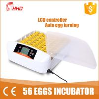 New arrival! 98% hatching rate CE approved 56 egg incubator price for home use YZ-56S Manufactures