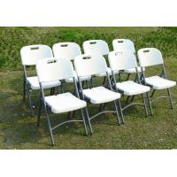 China Cheap Restaurant Folding Plastic Chair on sale