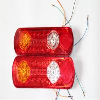 China High Performance Led Rear Tail Lights Motorcycle , Automotive Led Work Light on sale