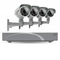 720P Waterproof Bullet IR IP Cameras With Motion Detection IR 20m Manufactures