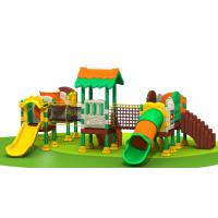 Customized Design Children ' S Outdoor Play Equipment For Small Kids TQ - QS109 Manufactures