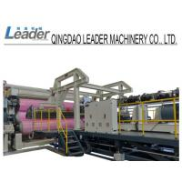 Durable HDPE Geomembrane PE Sheet Extrusion Line / Machine For 8000mm Width Manufactures