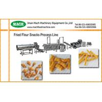 Fried wheat flour snacks food machinery made in China Manufactures