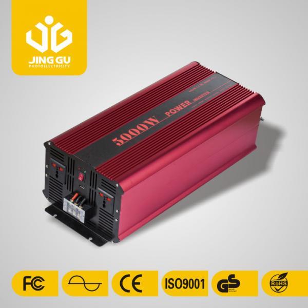 Quality 12v 24v to 220v 230v 240v converter inverter 5000w pure sine wave for sale