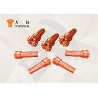 Small Micropiling Drilling RC Drill  Bit / Geothermal Drill Bits High Efficiently Manufactures