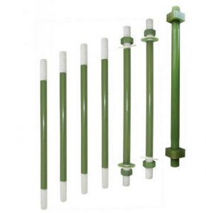 Polymeric Insulators Pultrusion Rod Fiber Glass ECR Tensile Strength 1690Mpa Manufactures