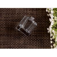 60ml Capacity Clear Glass Perfume Bottles with Sprayer , Hexagonal Shape Manufactures