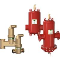 Combined air and dirt separator Manufactures