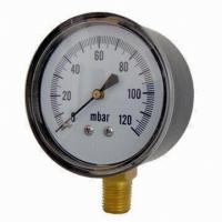 Low Pressure Gauge with Brass or SS Socket Manufactures