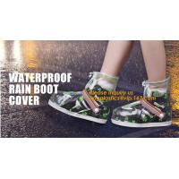PVC VAMP, PVC SOLE, PVC SHOES, PVC BOOTS,WATERPROOF RAIN BOOT COVER,reusable shoe rain cover ,waterproof safety rain boo Manufactures