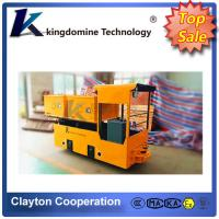 China High Reflective,CTY2.5/5, 6,7,9G(B), New 2.5T Underground Tunnel  Mining  Explosion Proof Battery Electrical  Locomotive on sale