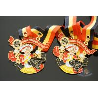 Buy cheap Custom Awards Your Design Festival soft enamel Metal Carnaval Medals, No MOQ from wholesalers